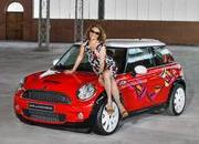 mini countryman life ball editions introduced in vienna 3