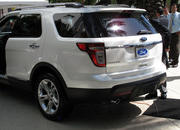 the 2011 ford explorer 8217 s reveal begins-370145