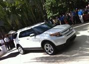 the 2011 ford explorer 8217 s reveal begins-370088