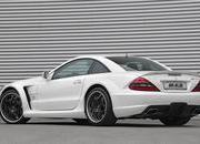 mercedes sl65 amg black series 1000 hp by mkb-372528