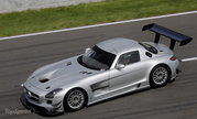 performance car comparison mercedes-benz sls amg gt3 vs. lexus lfa-371560