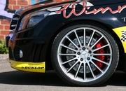 mercedes c63 amg dunlop-performance by wimmer rs-374003