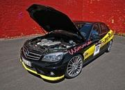 mercedes c63 amg dunlop-performance by wimmer rs-374009