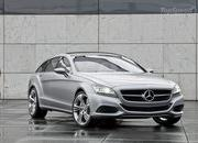 mercedes-benz cls shooting brake-380901