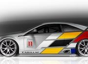cadillac cts-v coupe race car-386382