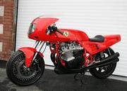custom one-off ferrari 900 motorcycle up for auction-386297