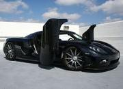 barely used and upgraded koenigsegg ccx up for sale-387619