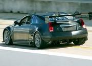 cadillac cts-v coupe race car-389879