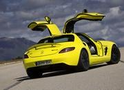 mercedes-benz sls amg e-cell-388988