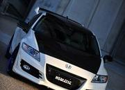 honda cr-z hybrid sport hatch by noblesse-387914