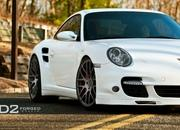 porsche 997 turbo by d2forged-389222