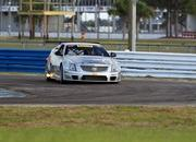 cadillac cts-v coupe race car-393644