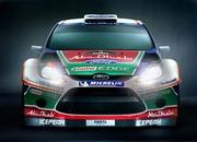 ford abu dhabi fiesta rs wrc rally car-391544