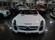 mercedes sls amg gullstream by fab design 6