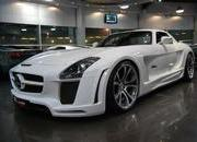 mercedes sls amg gullstream by fab design-393720