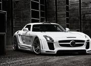 mercedes sls amg gullstream by fab design 3