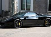 ferrari 458 italia black carbon edition by anderson germany 3