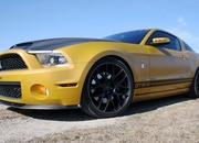 ford mustang shelby gt640 golden snake-397788