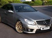mercedes e-class coupe c207 by prior design-403453