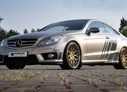 mercedes e-class coupe c207 by prior design-403457