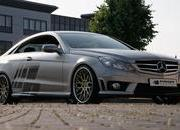 mercedes e-class coupe c207 by prior design-403458