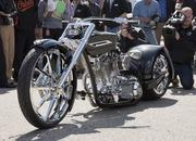 american chopper cadillac bike paul junior edition-407429