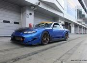 nissan s15 silvia lightning strikes racing edition by jum lightning-405232