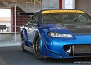 nissan s15 silvia lightning strikes racing edition by jum lightning-405239