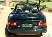 mazda mx-5 bullet roadster lives and breathes its v8 engine-407624