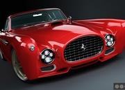 ferrari 340 mexico berlinetta by gwa-tuning-415507