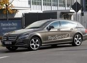 mercedes-benz cls shooting brake-422343
