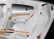 porsche panamera stingray gtr with crocodile and gold interior-419598