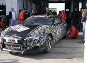 toyota ft-86 race car-420672