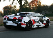 lamborghini gallardo koi camouflage by cam shaft-422705