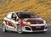 kia rio b-spec race car-423532
