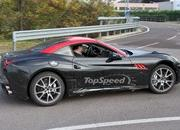 more powerful ferrari california spotted gto or scuderia-426020