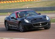more powerful ferrari california spotted gto or scuderia-426016