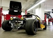 crashed edo competition ferrari enzo fxx evoluzione being prepared for track comeback-432350
