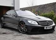mercedes cl c216 black edition by prior design-439835