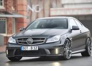 mercedes c-class bullit coupe by brabus-442042