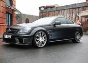 mercedes c-class bullit coupe by brabus-442072