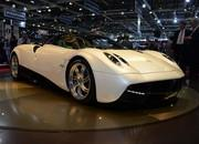 pagani huayra white edition-441840