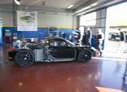 porsche shows off its rough 918 spyder prototype-444210