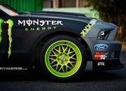 ford mustang rtr monster energy falken tire by vaughn gittin-447869