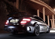 mercedes c63 amg black series coupe-450536