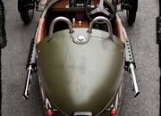 enjoy the sights and sounds of the morgan 3 wheeler-451323
