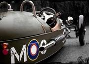 enjoy the sights and sounds of the morgan 3 wheeler-451326