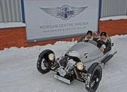 enjoy the sights and sounds of the morgan 3 wheeler-451311