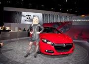 the girls of the 2012 new york auto show-448445
