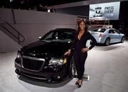 the girls of the 2012 new york auto show-448449